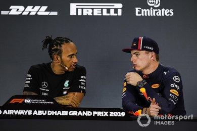 "Hamilton: ""Rakiplerimin hepsi Merce..."