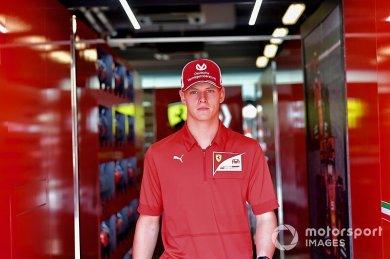 "Schumacher: ""F2'deki ikinci senem, ..."