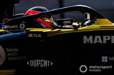 Renault, Ocon'dan etkilendi...