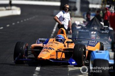 """Alonso: """"Temel önceliğim Indy 500""""..."""