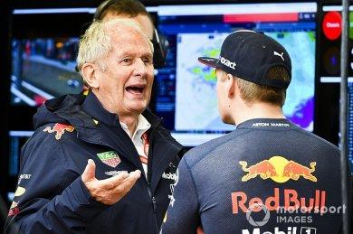 """Marko: """"Red Bull ve Verstappen, şam..."""
