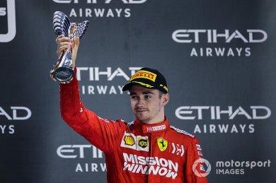 """Gerhard Berger: """"Leclerc, Verstappen'den daha politik"""""""