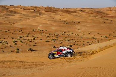 Dakar'ın final etabı 166 kilometreye düşürüldü