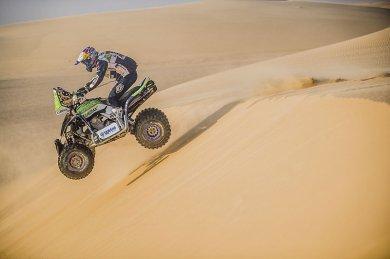 2020 Dakar Rallisi'nin ATV sınıfını Casale kazanmayı başardı!