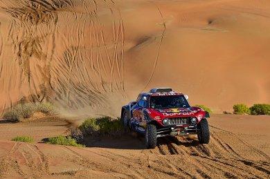 2020 Dakar Rallisi'nin galibi Carlos Sainz ve Mini, Alonso 13. oldu