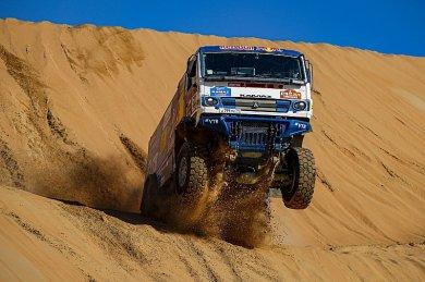 2020 Dakar Rallisi'nde Kamyon sınıfını Karginov kazandı, Kamaz 1-2 oldu