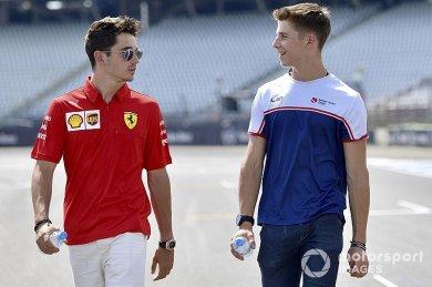 Ferrari, Leclerc'in kardeşini sürücü akademisine dahil etti