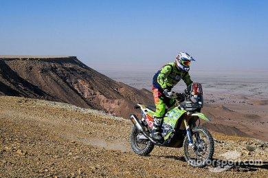 Dakar Rallisi'nde kaza yapan Straver'in durumu kritik