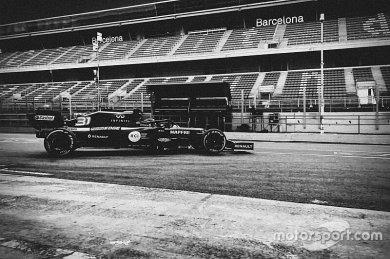 Renault test programını açıkladı...