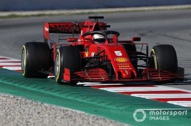 Ferrari, 2020'de DAS sistemini kull...