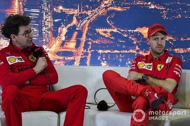 "Ferrari: ""Mercedes, motor performan..."
