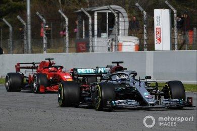Wolff, Ferrari'nin yeni motorunun ne kadar güçlü olduğunu merak ediyor