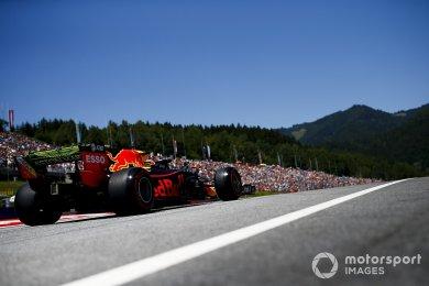 Marko, Avusturya GP ile ilgili ayrı...