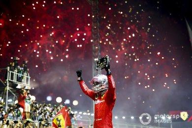 """Alesi: """"Vettel, Ferrari için her şe..."""