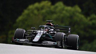 Avusturya GP 2020 - 1 Ant. Sonuçları Hamilton lider