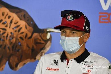 """Raikkonen: """"2021 kurallarının ertelenmesi, F1 kararımı etkilemeyecek"""""""