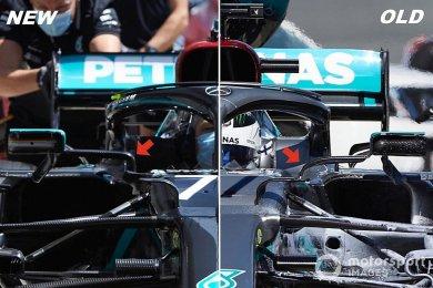 2020 Avusturya'da Mercedes'te siyah boyadan daha fazlası var