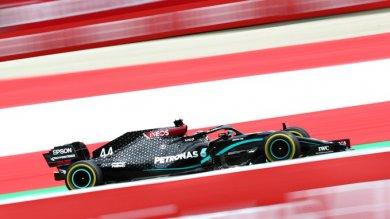 Avusturya GP 2020 - 2 Ant. Sonuçları Hamilton lider