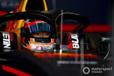 2020 Red Bull Ring F2: Antrenman seansında Tsunoda lider