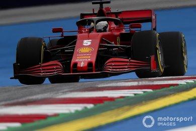 Ferrari korelasyon problemleriyle boğuşuyor