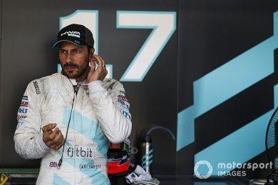 Paffett, Mercedes FE'nin test ve gelişim pilotu oldu