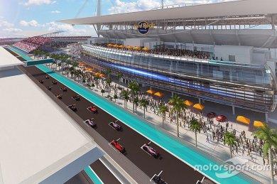 F1, 2021 Miami planını kabul etti