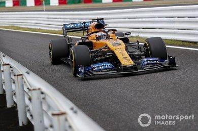McLaren, Sainz'ın TV'de görünmemesinden rahatsız
