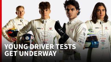Aston Martin Autosport BRDC Ödülü f...