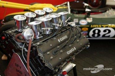 F1 Tarihinde 1960'li yıllarında mot...
