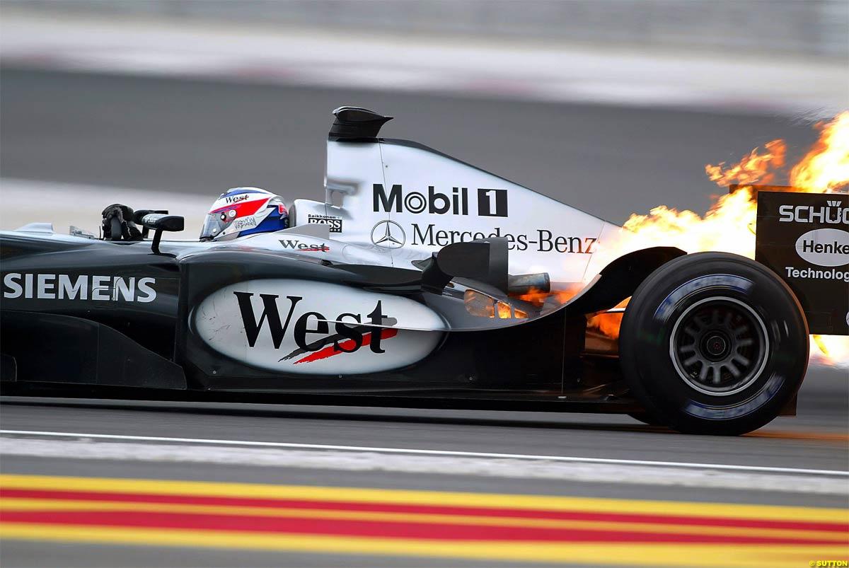 Bahreyn GP 2004 - Kimi Raikkonen (M...