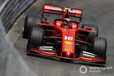 Leclerc, Ferrari'nin Q1 stratejisin...