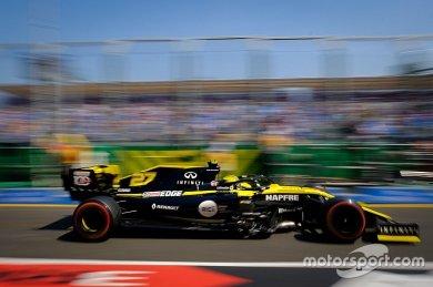 Renault: Aşırı derecede hassas 2019...