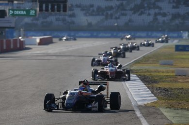 Formula European Masters serisi ipt...
