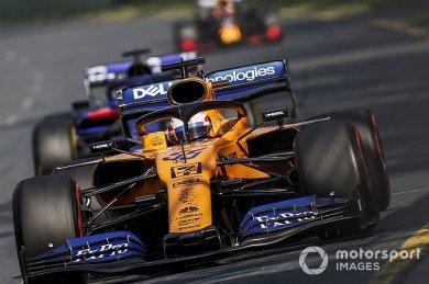 Sainz: Renault, iki sene önce sahip...