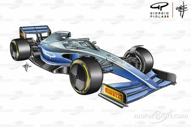 F1, 2021'de zemin etkisini kullanma...
