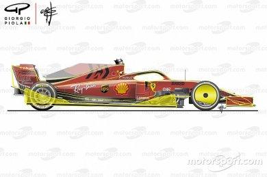 İlk bakış: 2021 F1 kuralları taslağı