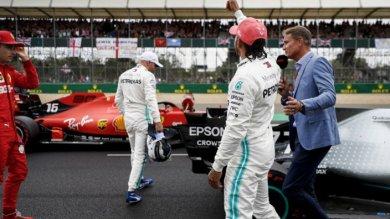 Bottas: Hamilton'ın en hızlı turu sürpriz oldu
