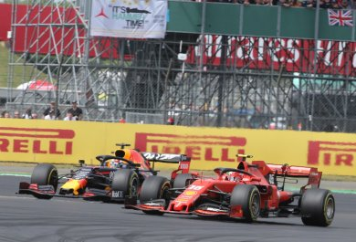Leclerc: F1 artık sert yarışlara izin veriyor