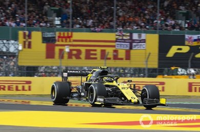 Hulkenberg: Renault, Silverstone'da puan fırsatlarını tepti