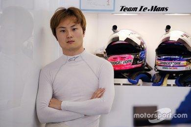 Toyota, Super GT sürücüsü Yamashita...