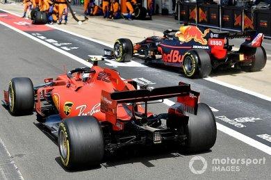 Leclerc: Verstappen'le normalden da...