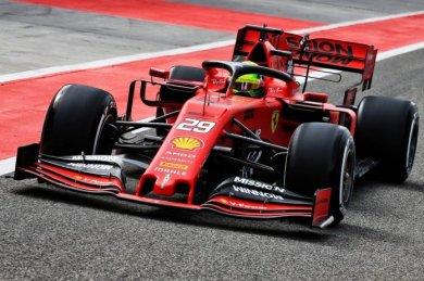 Mick Schumacher: Schumacher F1'e ne...
