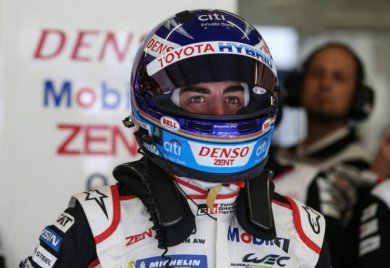 Alonso ilk Dakar testinden etkilenm...