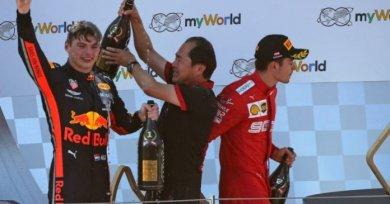 Honda: Verstappen bizim için çok ön...